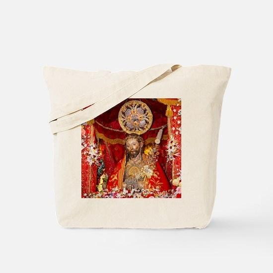 Santo Cristo Tote Bag