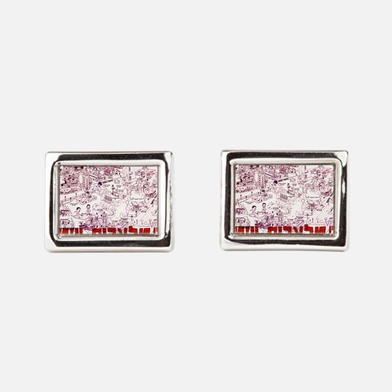 City of Angeles Cufflinks