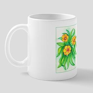 Daylillies Curly Luv Mug