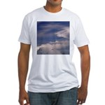 Mountain Art Fitted T-Shirt