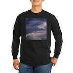 Mountain Art Long Sleeve Dark T-Shirt