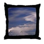 Mountain Art Throw Pillow
