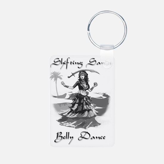 Shifting Sands Belly Dance Keychains