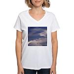 Mountain Art Women's V-Neck T-Shirt