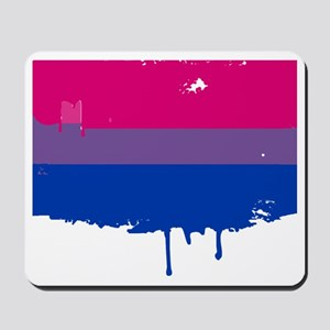 BISEXUAL COLORS Mousepad