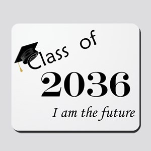 Born in 2014/Class of 2036 Mousepad