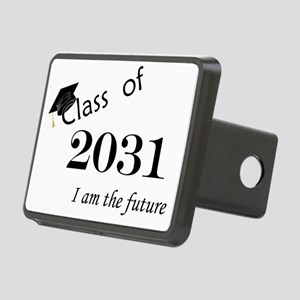 Born in 2013/Class of 2031 Rectangular Hitch Cover