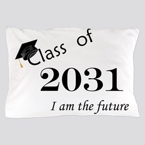Born in 2013/Class of 2031 Pillow Case