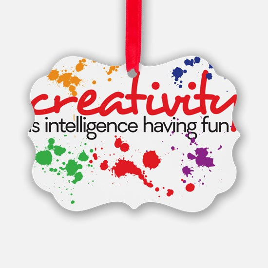 creativity Ornament
