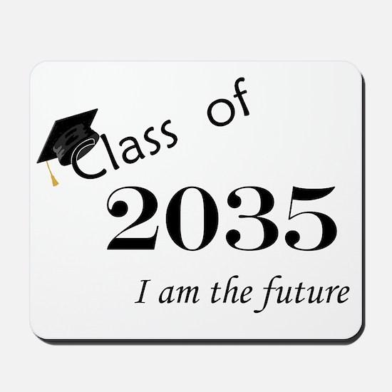 Born in 2013/Class of 2035 Mousepad