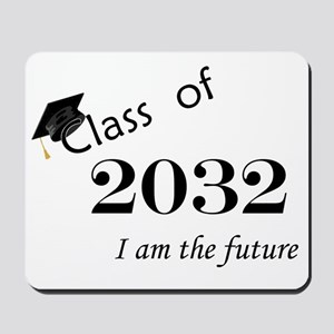 Born in 2014/Class of 2032 Mousepad