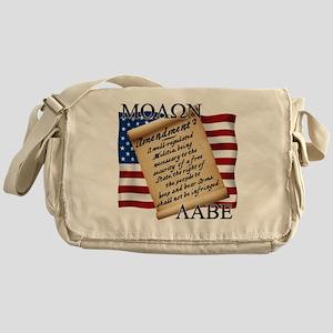 Second Amendment 2 Dark Messenger Bag