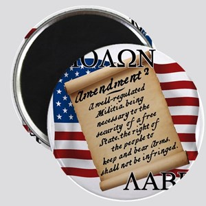 Second Amendment 2 Dark Magnet