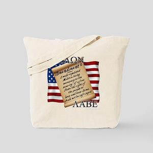 Second Amendment 2 Dark Tote Bag