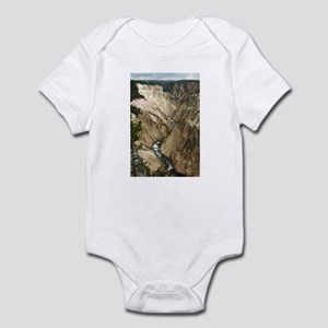 Grand Canyon of the Yellowstone River Infant Bodys