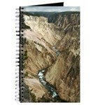 Grand Canyon of the Yellowstone River Journal