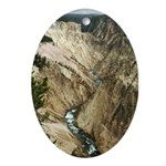 Grand Canyon of the Yellowstone River Ornament (Ov