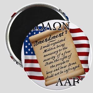 Second Amendment 2 Magnet