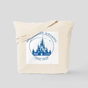 dream come true Tote Bag