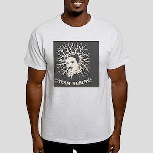 team-tesla-TIL Light T-Shirt