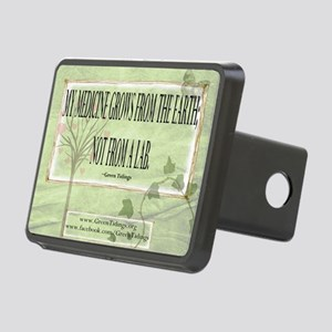 Medicine From The Earth Rectangular Hitch Cover