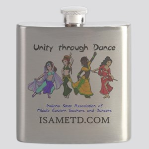 ISAMETD - Unity Through Dance Flask