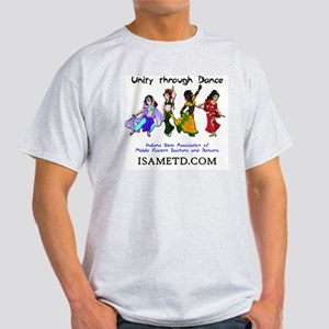 ISAMETD - Unity Through Dance Light T-Shirt