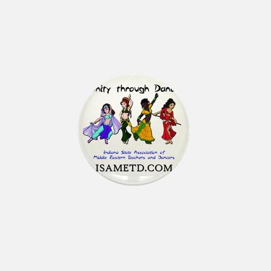 ISAMETD - Unity Through Dance Mini Button