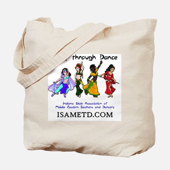 ISAMETD - Unity Through Dance Tote Bag