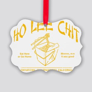 HO LEE CHIT chinese restaurant fu Picture Ornament