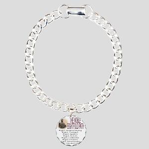 THE NOBLE EIGHTFOLD PATH Charm Bracelet, One Charm