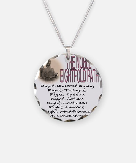 THE NOBLE EIGHTFOLD PATH Necklace