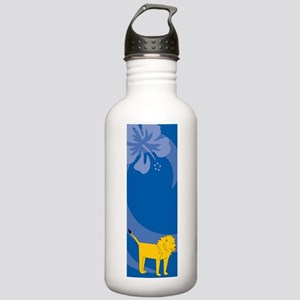 Lion Gaiam Yoga Mat Stainless Water Bottle 1.0L