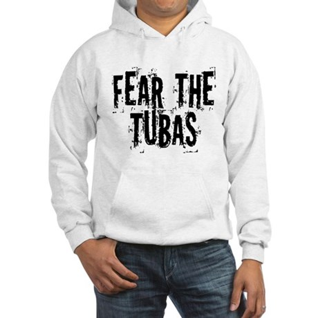 Fear the Tuba Hooded Sweatshirt