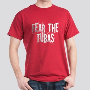 Fear the Tuba Dark T-Shirt
