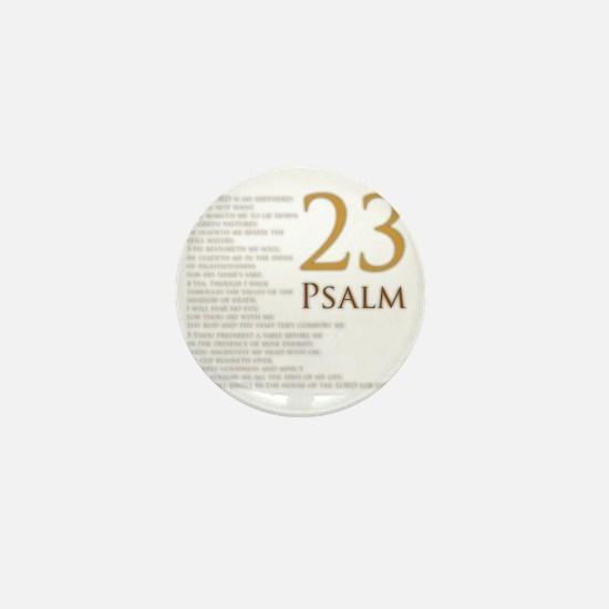 PSA 23 Mini Button