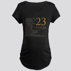 PSA 23 Maternity Dark T-Shirt