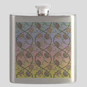 Sloths Flask