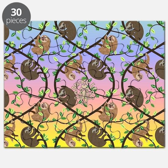 Sloths Puzzle