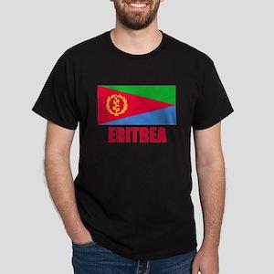 Eritrea Flag Dark T-Shirt