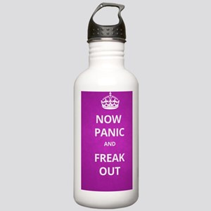Now Panic and Freak Ou Stainless Water Bottle 1.0L