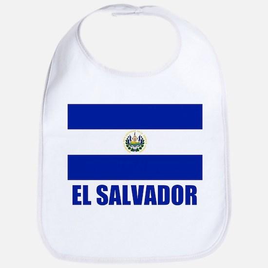 El Salvador Flag Bib