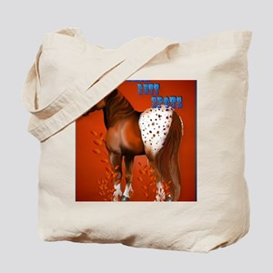 Nothin Butt Spots Tote Bag