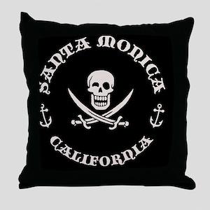 souv-pir-santamon-BUT Throw Pillow