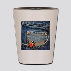 Buggy  Jeans Shot Glass