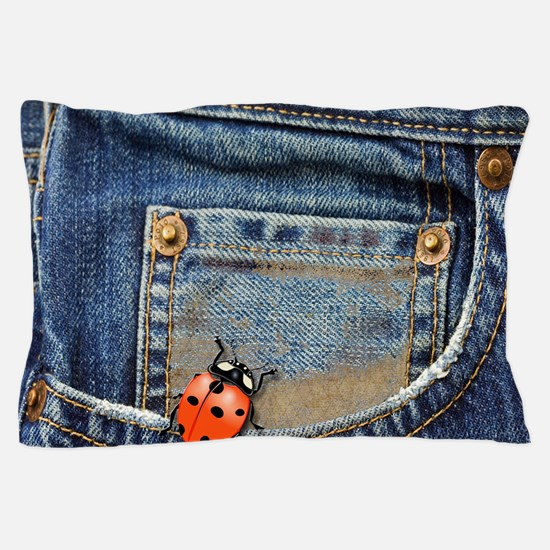 Buggy  Jeans Pillow Case