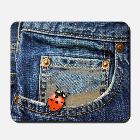 Buggy  Jeans Mousepad