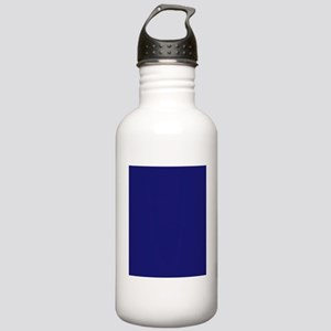 Midnight Blue Stainless Water Bottle 1.0L