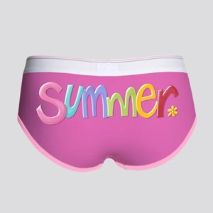 Summer long Women's Boy Brief