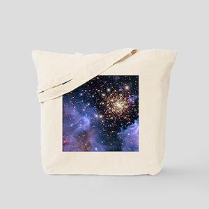 Celestial Fireworks 2 Tote Bag